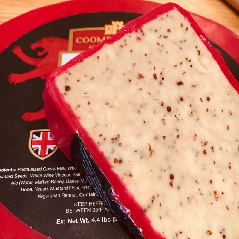 September 2018 Featured Cheese RED LION